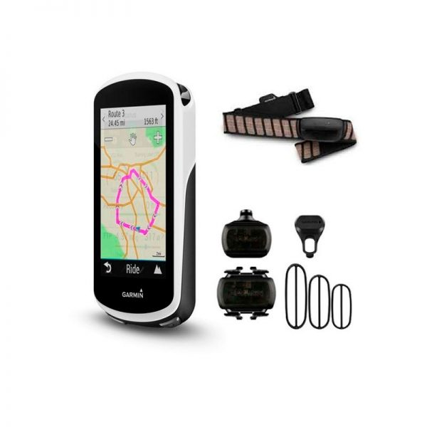 Garmin Ciclocomputador Edge 1030 Bundle